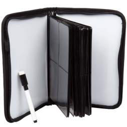 ZIPPERBOUND BINDER - 4 POCKET