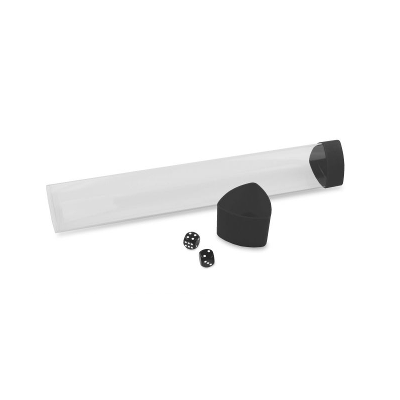 PLAYMAT TUBE - WITH DICE HOLDER