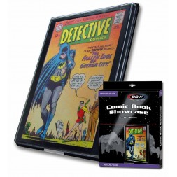 BCW COMIC BOOK SHOWCASE -...
