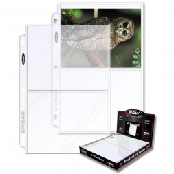 PRO 2-POCKET PHOTO PAGE...