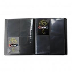 BCW Gaming Pro-Folio 4-Pocket Album