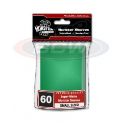 MONSTER PROTECTORS MATTE SLEEVES - SMALL