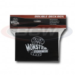 MONSTER PROTECTORS DOUBLE DECK BOX - MATTE