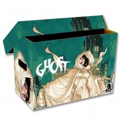 SHORT COMIC BOX - ART - GHOST