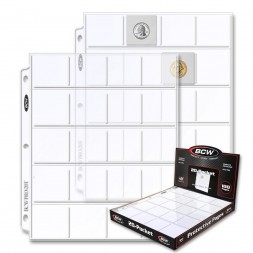 PRO 20-POCKET PAGE (100 CT. BOX)