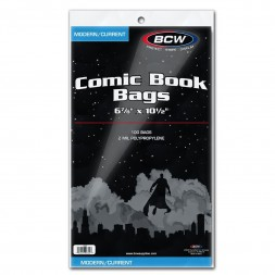 CURRENT COMIC BAGS