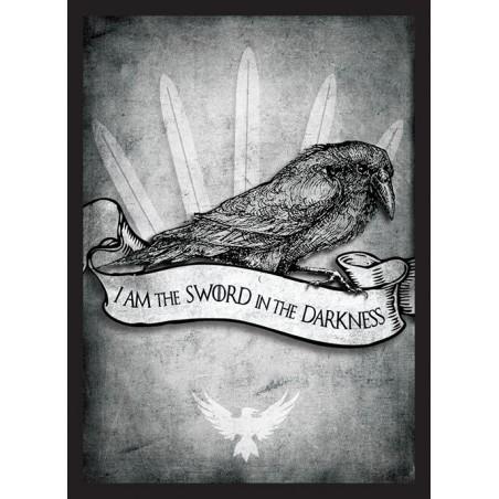 SLEEVE - SWORD IN THE DARKNESS