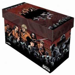 SHORT COMIC BOX - ART - THE WALKING DEAD - COMPENDIUM