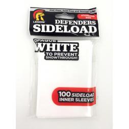 LEGION - SLEEVES - SIDELOAD DEFENDERS - WHITE