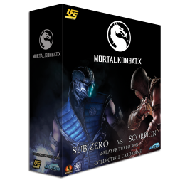MORTAL KOMBAT X 2 PLAYER TURBO BOX