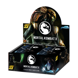 MORTAL KOMBAT X BOOSTER DISPLAY