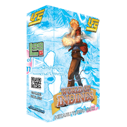 WORLD OF INDINES – TURBO DECK DISPLAY